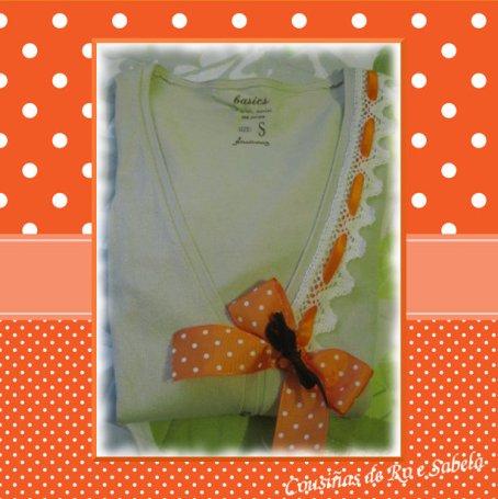 orange-polka